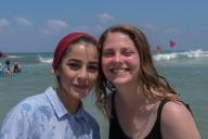 Fun day on the beach-2001